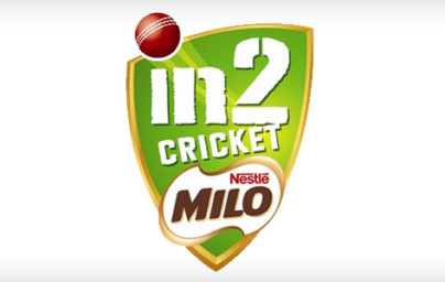Milo In2 Cricket