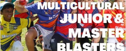 Multicultural Cricket Blast