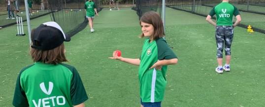 Girls Skills Academy wrap with Cr Lisa Atwood
